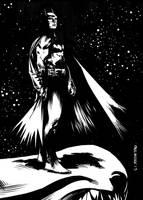 Batman dark night by Paul-Moore