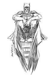 Batman by Paul-Moore
