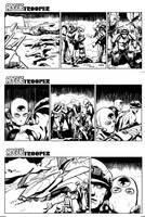 hi rez Rogue Trooper by Paul-Moore
