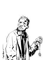 John Constantine Hellblazer by Paul-Moore