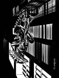 Xenomorph by Paul-Moore