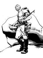 Rogue Trooper by Paul-Moore