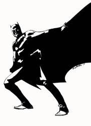 The Batman by Paul-Moore