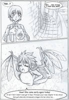 GaLe  My Idiot Dragon - My Blue Fairy  Chap4 Pg12 by Inubaki