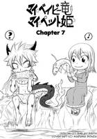 NaLu My Baby Dragon - My Pet Princess Chap7 by Inubaki