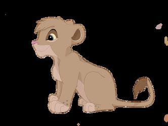 Lion cub by Paint-Puff