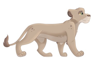 Heshima - Adoptable :Closed: by Paint-Puff