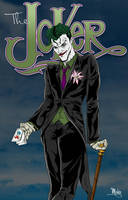 Joker by MikeMahle