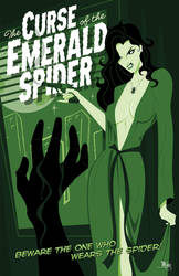 Curse of the Emerlad Spider by MikeMahle