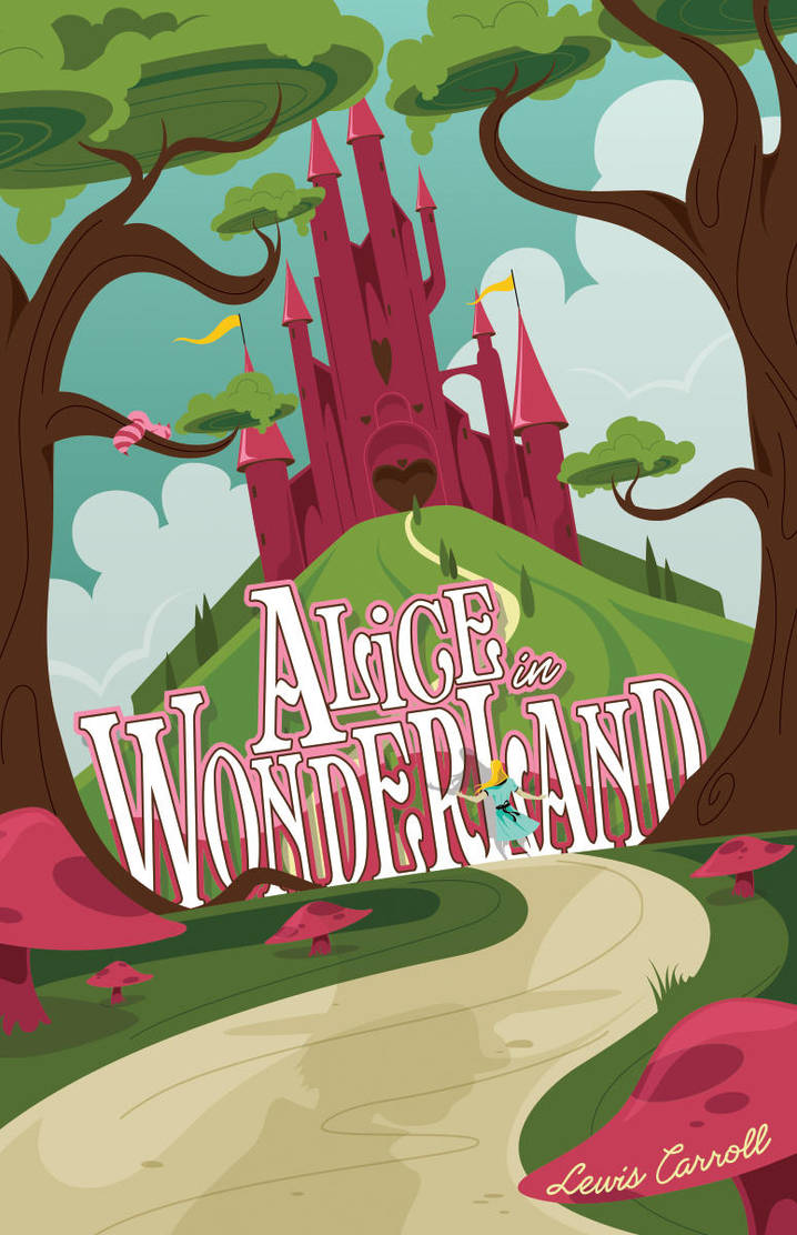 Alice in Wonderland by MikeMahle