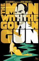 Man with the Golden Gun by MikeMahle