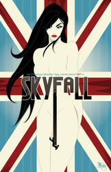 Skyfall by MikeMahle