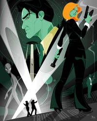X-Files by MikeMahle