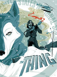 The Thing by MikeMahle