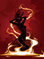 Devil's Dance by MikeMahle