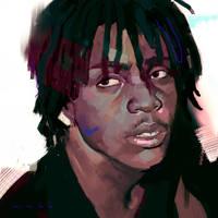 Portrait #2 by oldboy93