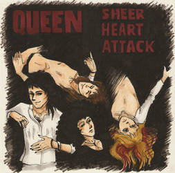 Sheer Heart Attack by FG-Twins