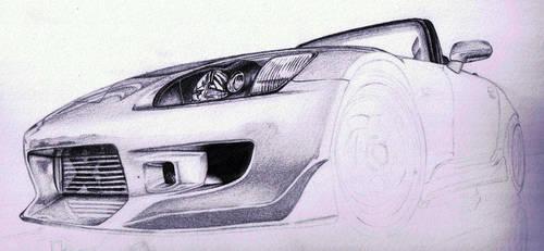 Honda S2000 wip02 by ssjkell