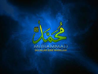 MUHAMMAD (SALLALLHAH ELIHE WASALLAM) by MURTUZA1997