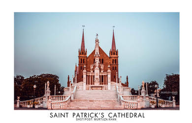 Saint Patrick's Cathedral by MURTUZA1997
