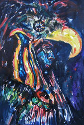 Ptitsechelovek by Lusidus