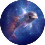 Dream of Dolphin by Lusidus