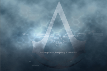 Assassin's Creed Custom Wallpaper by abstract-dreamer
