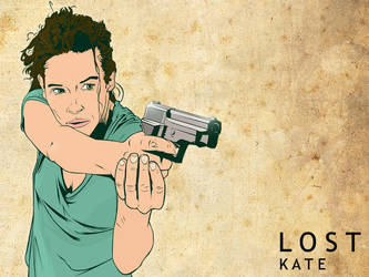 LOST: KATE by Mr-FunnyFace