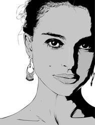 Natalie Portman by Mr-FunnyFace