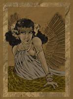 045 Inanna by BalisongAbraxas