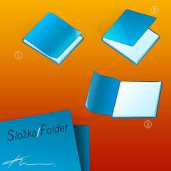 Slozka - folder by kuryCZE