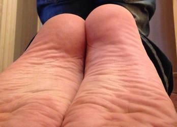 My feet 4. by storyteller499
