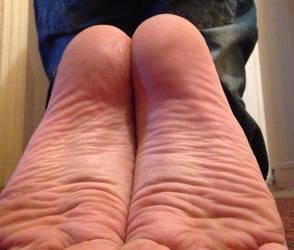 My feet 5. by storyteller499