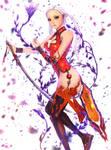 Blade and Soul Shirenui by Shirogahara