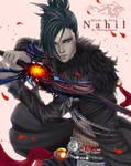Blade and Soul Nahil by Shirogahara