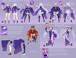 MSL Character Contest 2018 by Shirogahara