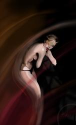 Lady Gaga by MahanSalavatiArt