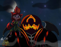 A Skylands Halloween by Mitsi1991