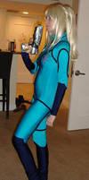 Samus 0-suit done by CrossdressingKuja