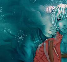 Dante X Vergil by AikaXx