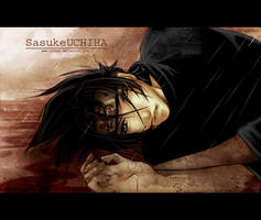 sasuke uchiha by AikaXx