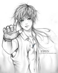 Ewen sketch by AikaXx