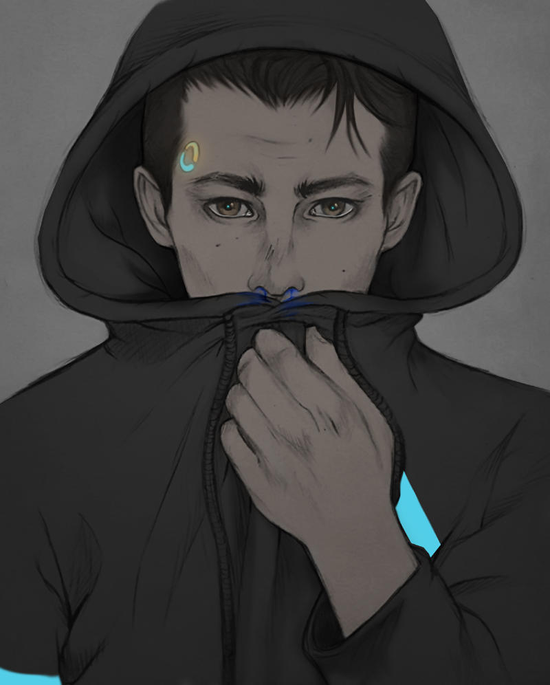 Wip2 - Connor by AikaXx