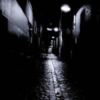night rain by abhenna