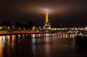 La Tour Eiffel by abhenna