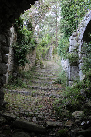 Ruine 2 by Civetta70