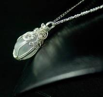 Fluorite pendant by 237743936