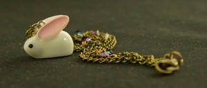 Rabbit bracelet by 237743936