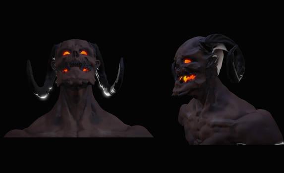 Demon 2 alt by zombat