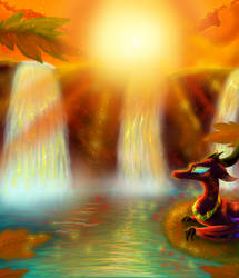 The Falls by PlagueDogs123